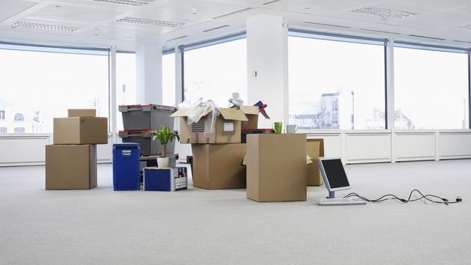 Britannia Office Boxes