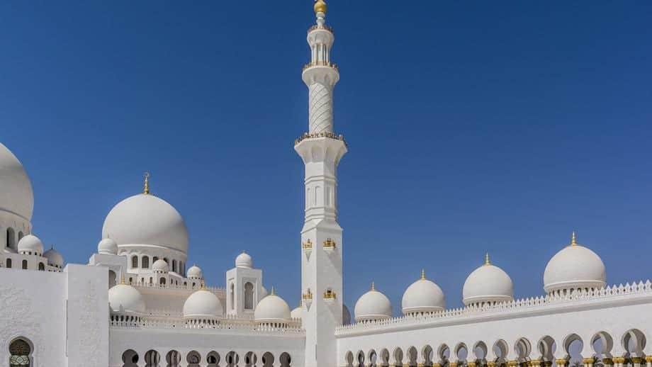 Abu Dhabi Buildings