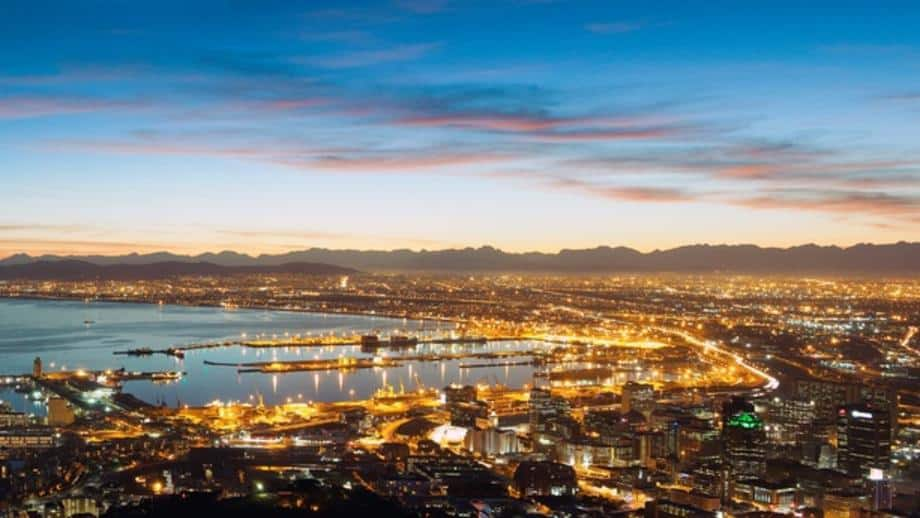 South Africa Harbour