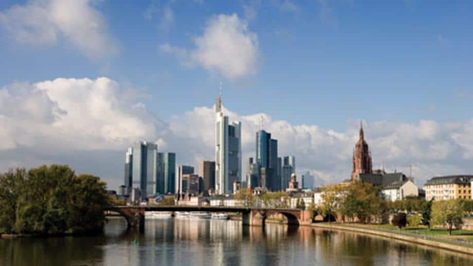 Skyline in Germany